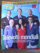 TV Sorrisi e Canzoni n°23 2002 Luisa Corna Sandra e Raimondo Vianello  [D53]
