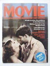 The Movie #2 magazine (1979) - Greta Garbo, Lewis Milestone, Rouben Mamoulian