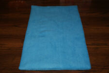 New Turquoise Fleece Dog Cat Pet Carrier Crate Blanket Bed Pad Free S/H Help Bcr