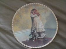"""Royal Doulton """"The Original In Disgrace"""" Collector Plate, A Victorian Childhood"""