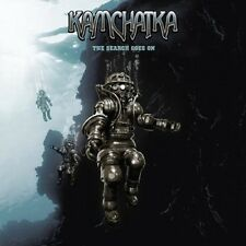 KAMCHATKA - THE SEARCH GOES ON  CD NEU