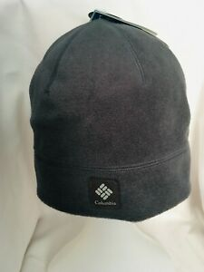 NEW Columbia Agent Heat Beanie Hat GREY