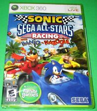 Sonic & Sega All-Stars Racing With Banjo-Kazooie Xbox 360 *New-Sealed-Free Ship!