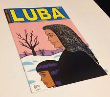 Luba #5 (A Love and Rockets Comic) By comic book legend Gilbert Hernandez Fantag