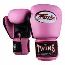 Twin Boxhandschuhe BGVL 3 Pink/Black 10oz-14oz. Kickboxen, Muay Thai,MMA 10-14Oz