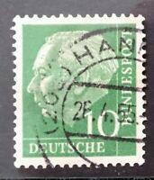 Bund BRD Michel Nr.183 gestempelt (1954/1961) Theodor Heuss I