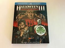 Halloween III (3) Season Of The Witch Collectors Edition w/Slipcover Blu-ray