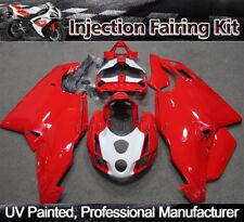 Red Fairing Bodywork Kit for DUCATI 999 749 2003-2004 03 ABS Injection Bodywork