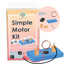 Play N Learn STEM Learn and Discover Simple Motor Kit
