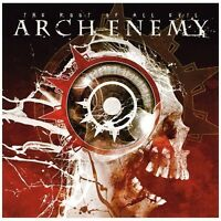 """ARCH ENEMY """"THE ROOT OF ALL EVIL"""" CD NEU"""