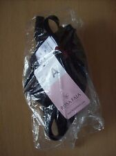 Bra Rosa Faia 5654 Fleur Range Non Wired Padded Bra Black Size 30 A New + Tags