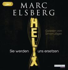Hörbücher und Hörspiele auf Deutsch-MP3-CD Erwachsene