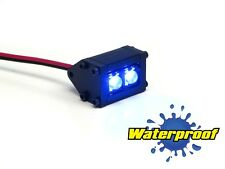 Gear Head RC 1/10 Scale Trail Pod LED Lightbar - Blue (1) GEA1176