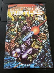Eastman And Laird's Teenage Mutant Ninja Turtles  #7 - Mirage (1986)