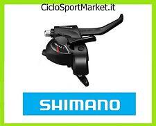 Leva SHIMANO Comando + Freno 7 Velocità (Fili Cambio inclusi) bici MTB City Bike