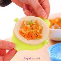 Dumpling Kitchen Tools Hand Pinch Dumplings Folder Dessert Mold Maker Tools