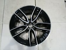 "MERCEDES CLS C257 COUPE AMG 20"" 8J FRONT ALLOY WHEEL RIM A2574013100 REF 04G08"