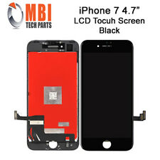 iPhone 7 Replacement LCD Screen Touch Screen Digitizer Glass Assembly Black