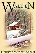 Walden : (or Life in the Woods): By Thoreau, Henry David Graphics, Akira