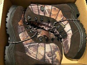 Lacrosse Women's Camo Hunting Boots - Scent Dry Water & Scent Proof Dry Core NIB