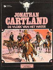 JONATHAN CARTLAND 06 - DE VLOEK VAN HET WATER