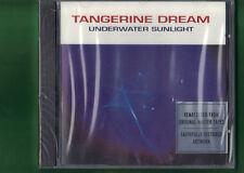TANGERINE DREAM - UNDERWATER SUNLIGHT CD NUOVO SIGILLATO