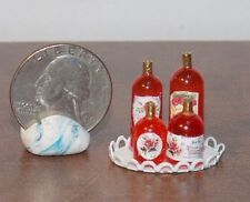 Dollhouse Miniature Vanity Set White Tray F 1:12 inch scale G76 Dollys Gallery