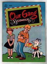 OUR GANG #32 1947 Our Gang by Walt Kelly Barney Bear, Benny Burro by Carl Barks