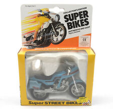 Zee Toys (China) Collector's Edition Super Bikes Honda CBX M404 1980s