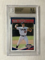 CASEY MIZE 2018 Panini USA Stars & Stripes RC #6! BGS GEM MINT 9.5! HUGE SALE!
