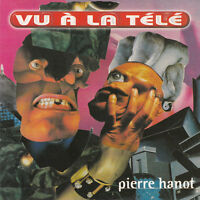 Pierre Hanot CD Vu A La Télé - France