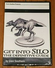 Get Into Silo The Definitive Guide by Glen Southern Kurv Studios Dvd New Sealed