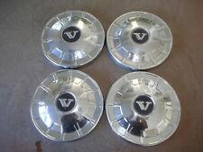 1968 68 69 70 71 72 Volvo 140 Hubcap Wheel Cover Rim Lug Center Hub Cap OEM USED