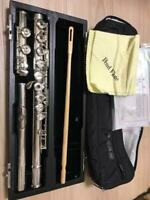 Pearl Flute Intermediate Elegante F7750RE from Japan free shipping
