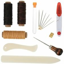Bookbinding Crafts and Sewing Kit Starter Tools Set, 15 Pieces