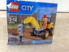Lego City Demolition Driller 30312 Christmas Stocking Stuffer