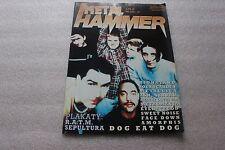 Metal Hammer 7/1996 Sepultura, RATM, Soundgarden, Metallica, Dog Eat Dog