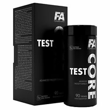 FA TEST CORE - Premium Testosterone Booster - Muscle Mass Growth - Also 4 VEGANS