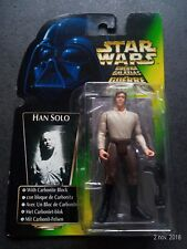 Han solo carbonite kenner