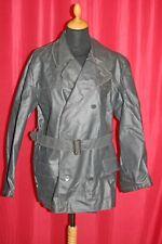 Regenjacke Gummi Jacke rubber jacket Wetterschutz DDR IFA Motorrad DDR Gr. 44