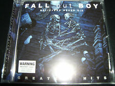 Fall Out Boy Believers Never Die Greatest Hits Best Of Bonus Tracks CD - New