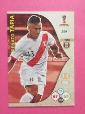 ADRENALYN XL CARD WC RUSSIA 2018 - N.259 TAPIA PERU'