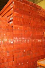 Tidy Polypal Pallet Racking Beams Heavy Duty Industrial Boltless Steel Shelving
