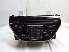 13 2013  Hyundai Genesis Radio Cd Player Mp3 Player 96180-2M117YHG AA6711