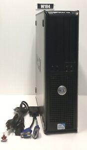 DELL OPTIPLEX 780 DT PENTIUM DUAL CORE-E5400 4GB 250GB WIN 7 PRO W184