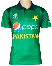PAKISTAN CRICKET TEAM SUPPORTER JERSEY SHIRT 2019 ICC CRICKET WORLD CUP