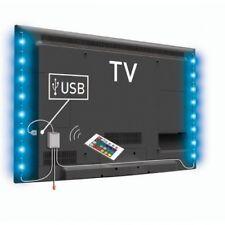 Tiras LED RGB (de colores) decorativos para TV con mando a distancia
