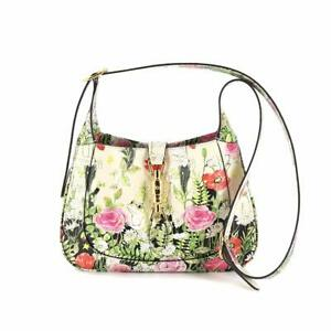 GUCCI Yuko Higuchi Jackie 1961 Small Hobo 2way Hand Shoulder Bag 90138505