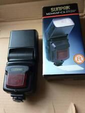 Flash Sunpak MZ440AF-CA Auto Focus per Canon