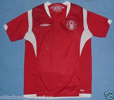 Nottingham Forest / 2009-2010 Home - UMBRO - JUNIOR Shirt / Jersey. Size: SB 134